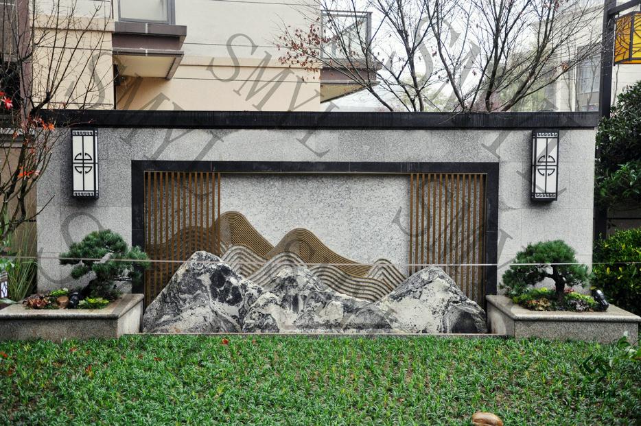 贵州省贵阳市新世界别墅花园景观项目