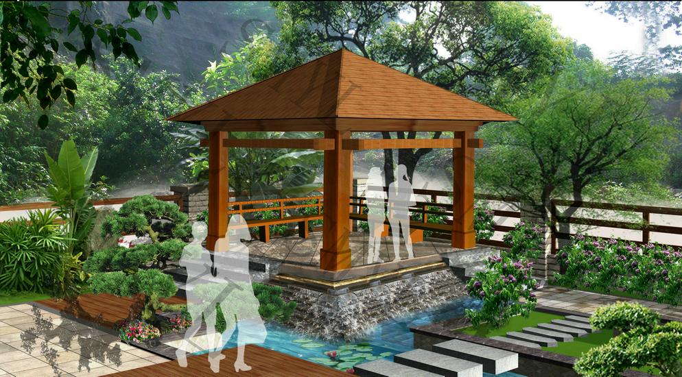 广州时代糖果别墅花园项目